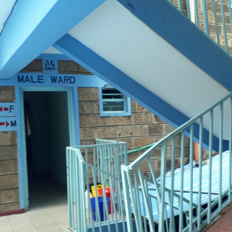 Male & Female Wards